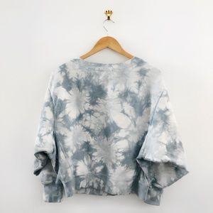 Sanctuary Tops - SANCTUARY Nolita Sweatshirt In Blue Small 100530